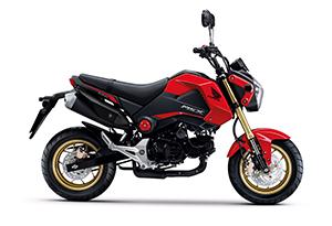 Honda MSX125 ปี 2015