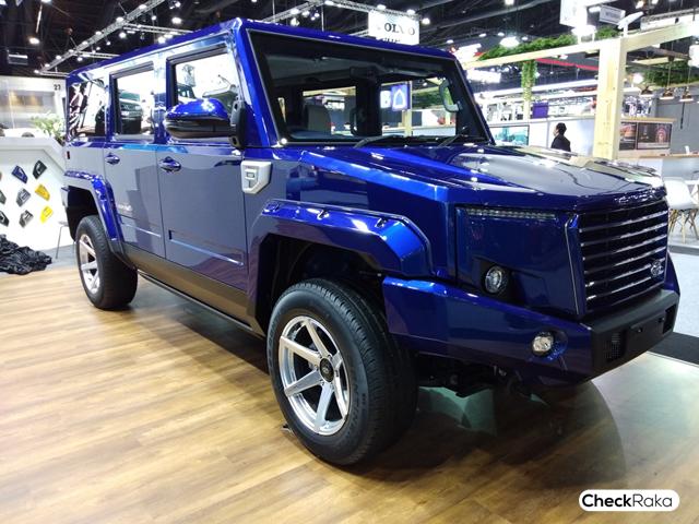 Thairung Transformer II Premium 2.4 2WD AT