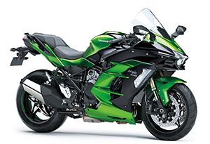 Kawasaki H2 SX พลัง 200 แรงม้า