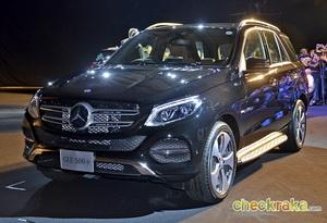 Mercedes Benz GLE 500 e 4MATIC AMG Dynamic
