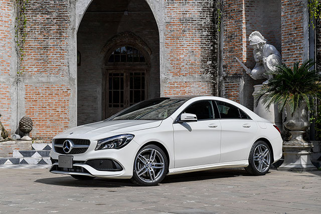 Mercedes-Benz CLA 250 AMG Dynamic 2017
