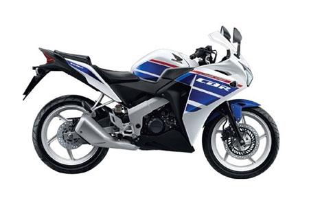 Honda CBR150R Legend Spirit