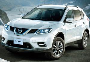 Nissan X-Trail 2.0 S Hybrid