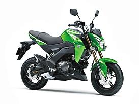 Kawasaki Z 125 ปี 2015
