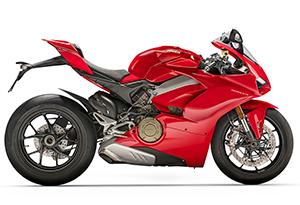 Ducati Panigale V4 พลัง 214 แรงม้า