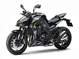 Kawasaki Z1000 High Grade
