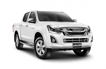Isuzu D-MAX Hi-Lander 4-Door 1.9 Ddi Z Blue Power A/T 2016