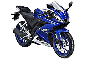 Yamaha YZF - R15 MY2017