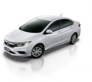 Honda City S MT